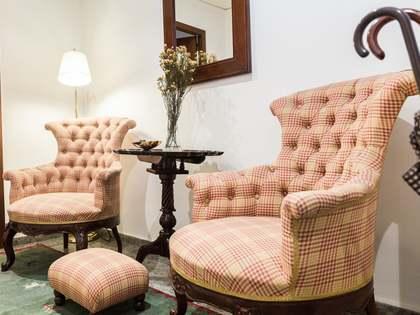 Amplio apartamento en venta en zona exclusiva de Valencia