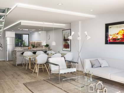 83m² Apartment with 8m² terrace for sale in Sants
