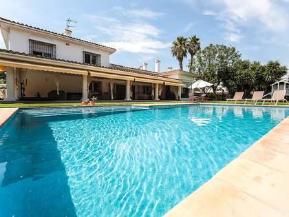 在 Vilanova i la Geltrú, 巴塞罗那 516m² 出售 豪宅/别墅