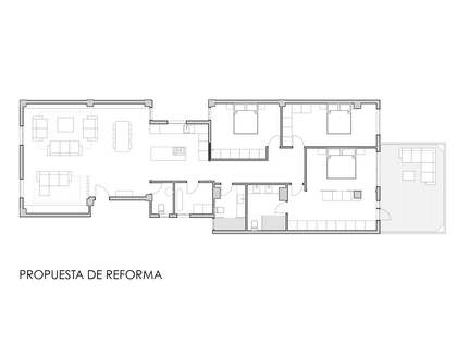 185m² Apartment for sale in Ruzafa, Valencia