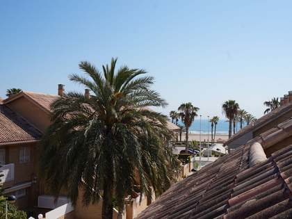 Terraced house  for sale next to Patacona beach
