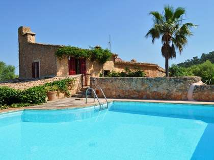 Country property to buy in east Mallorca, near Porto Cristo