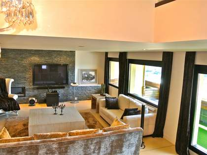 Beautiful duplex penthouse for sale in Andorra la Vella