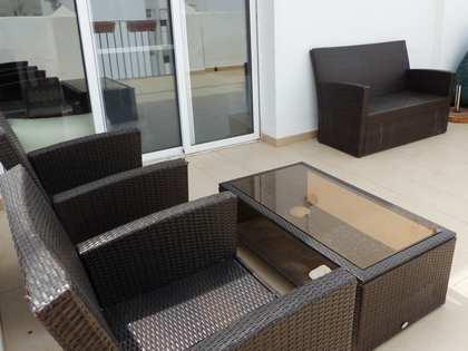 Penthouse van 90m² te koop met 25m² terras in El Carmen