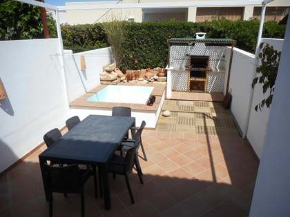 135 m² house with 20 m² terrace for sale in Ciudadela