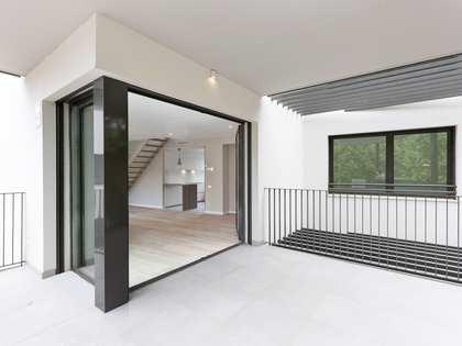 Appartamento di 117m² con 58m² terrazza in vendita a Sant Cugat
