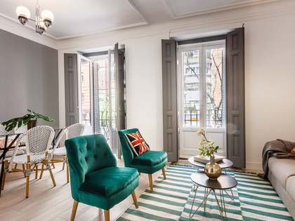 100m² Apartment for sale in Trafalgar, Madrid
