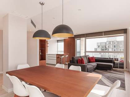 166 m² apartment with 10 m² terrace for sale in Diagonal Mar