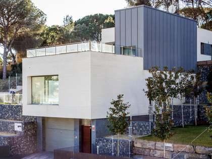 Se vende casa de obra nueva en Blanes en la Costa Brava