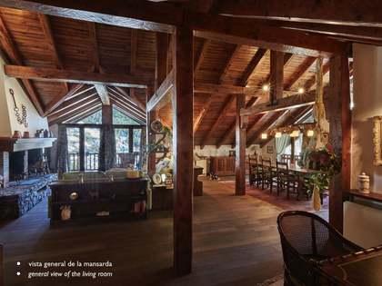 200m² Dachwohnung zum Verkauf in Skigebiet Grandvalira