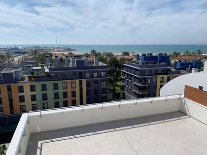 160m² Lägenhet med 69m² terrass till salu i Vilanova i la Geltrú