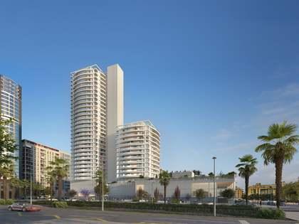 Penthouse van 280m² te koop met 80m² terras in Palacio de Congresos