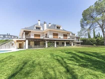 1,465m² Haus / Villa zum Verkauf in Pozuelo, Madrid