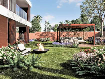 248m² apartment with 267m² garden for sale in Urb. de Llevant