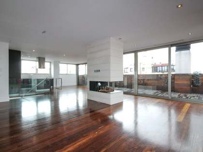 415m² duplex penthouse for rent in Recoletos, Madrid