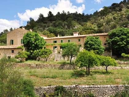 Wunderschönes Landhaus zum Verkauf, zwischen Alaró und Lloseta gelegen, Mallorca.