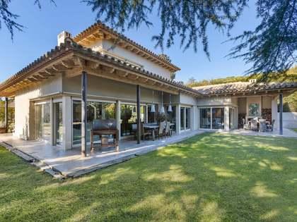 Дом / Вилла 688m² на продажу в Вальроманес, Барселона