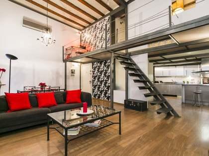 Apartamento de un dormitorio en venta en calle Banys Vells