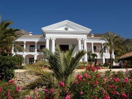 1,130m² Haus / Villa mit 2,001m² garten zum Verkauf in Goldene Meile