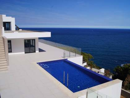 Luxury sea view Costa Brava property to buy near Begur