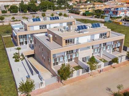 98m² lägenhet med 136m² terrass till salu i Jávea