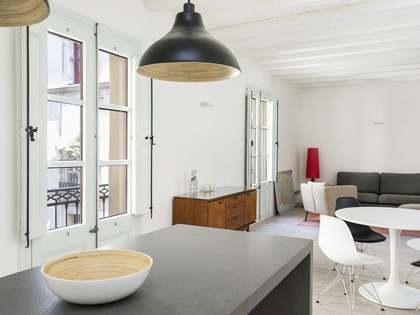 Apartamento de 93m² en alquiler en el Gòtic