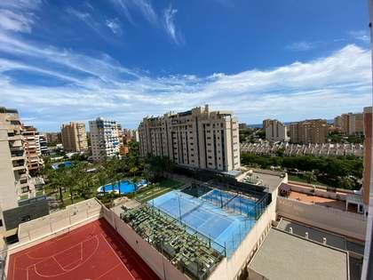 Piso de 110 m² en alquiler en Cabo de las Huertas, Alicante