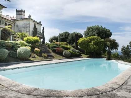 Дом / Вилла 717m² на продажу в Pontevedra, Галисия