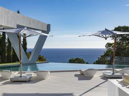 在 圣何塞, 伊比萨 650m² 出售 豪宅/别墅 包括 120m² 露台