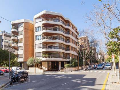 Spectacular apartment for sale in Barcelona's Zona Alta
