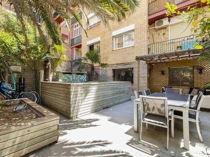Piso de 70m² con 70m² terraza en alquiler en Gràcia
