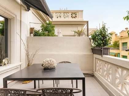 Penthouse van 130m² te koop met 52m² terras in Sant Gervasi - Galvany