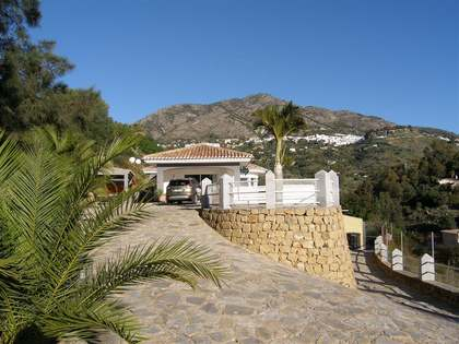 Modern villa for sale in Mijas, Costa del Sol