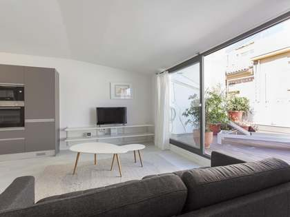 103m² Penthouse for rent in El Mercat, Valencia