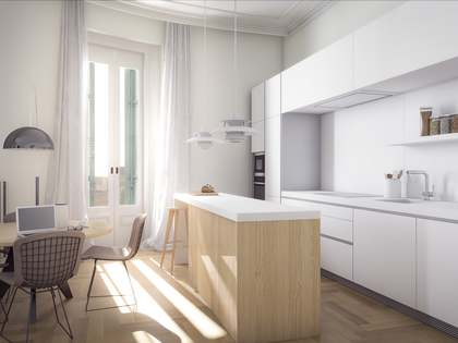 193m² Apartment with 30m² terrace for sale in Eixample Right
