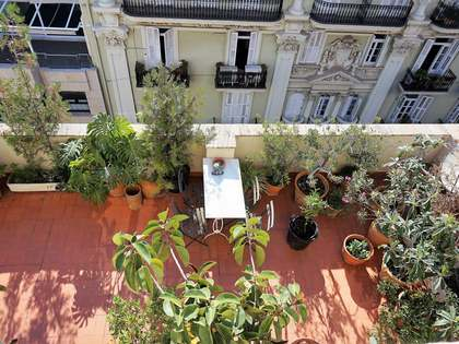 41 m² penthouse with 25 m² terrace for sale in Gran Vía