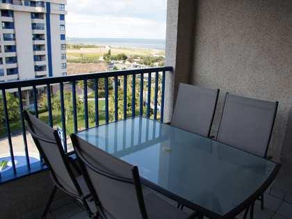 Apartamento en alquiler en primera linea de playa Patacona