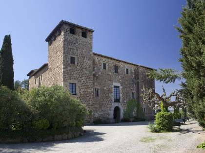 12th Century castle for sale, 20 minutes from Barcelona
