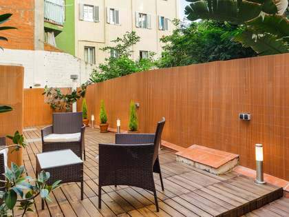 100 m² apartment with 40 m² terrace for sale in Gótico