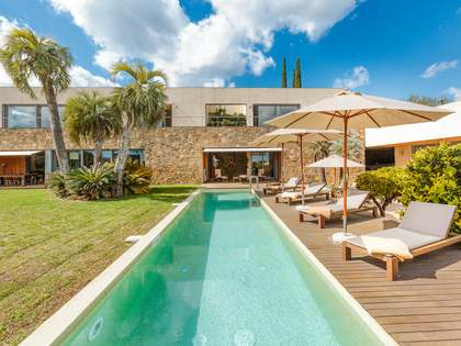 Designer house for sale on the Costa Brava, Spain