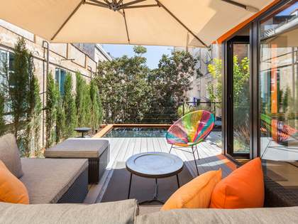 Квартира 182m², 44m² террасa на продажу в Готический квартал