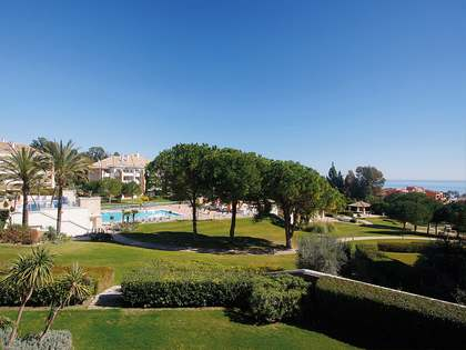 Apartment for sale on the Golden Mile, Marbella
