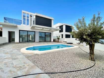 Дом / Вилла 253m² на продажу в Playa San Juan, Аликанте