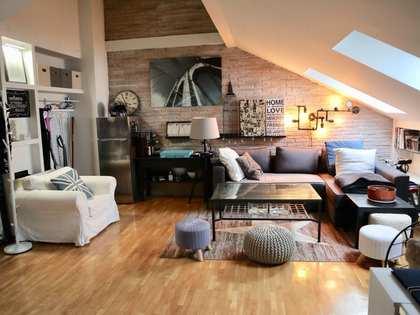 Piso de 75 m² en alquiler en Almagro, Madrid
