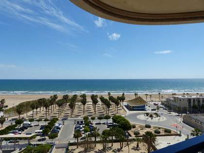 Apartment with beach views for sale in Playa Patacona