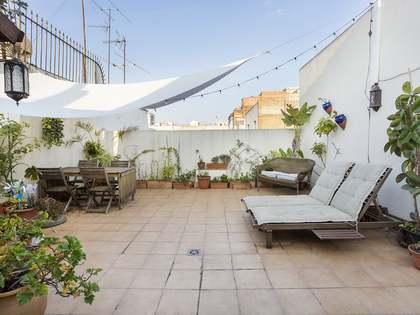 Penthouse de 65m² a vendre à Eixample Gauche avec 42m² terrasse