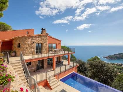 Casa / Villa de 499m² en venta en Aiguablava, Costa Brava