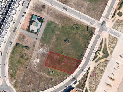 1,209m² Plot for sale in Playa Sagunto, Valencia