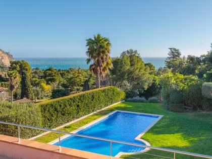 Huis / Villa van 560m² te koop in Aiguablava, Costa Brava