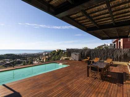 Villa de 342 m² en venta en Levantina, Barcelona